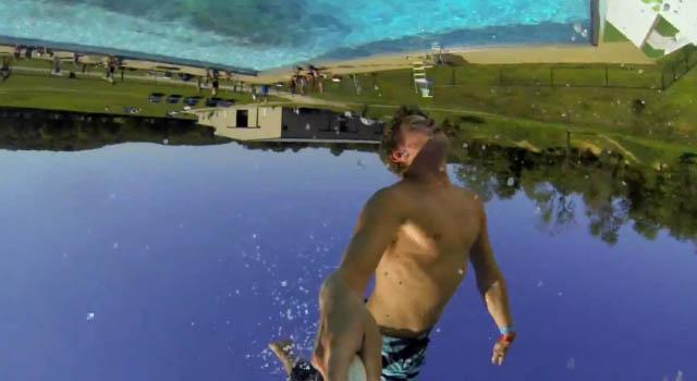 rampa de mergulho epica