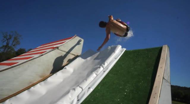 water jump jumper